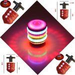Musical Gyro Peg-Top Spinning Top
