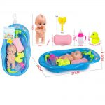 Baby Doll Bath Time Set