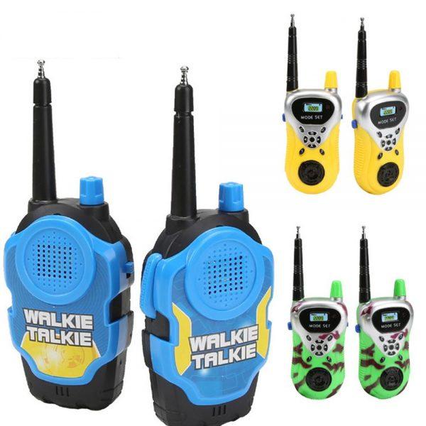 2pcs Kids Walkie Talkie Set