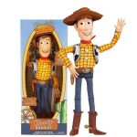 Toy Story Talking Woody and Jessie Dolls