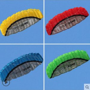 High Quality 2.5m Dual Line Parachute Kite