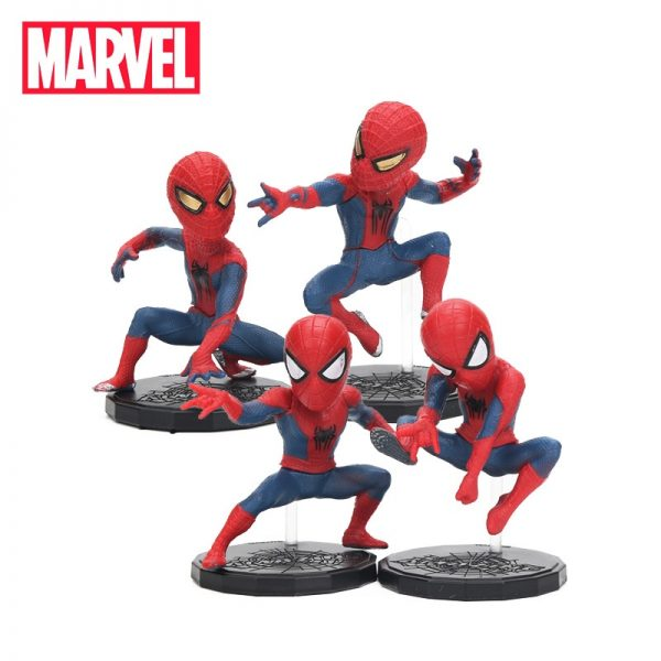 Marvel Mini Spider-Man Action Figure