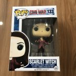 Marvel Scarlet Witch Model Toy