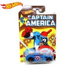 Hot Wheels Captain America Alloy Car