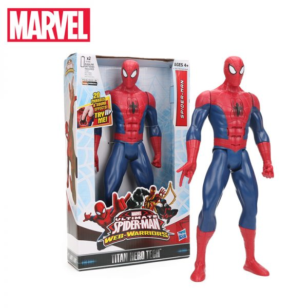 Marvel Electronic Spider-Man Action Figure
