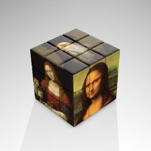 3x3x3 Magic Painting Collection Cube