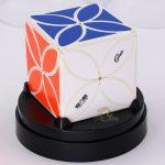 Clover Cube White