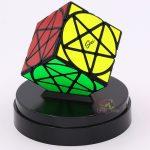 Pentacle Cube Black