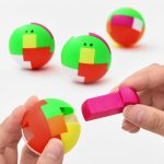 3D Classic Puzzle Ball