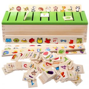 Montessori Early Educational Intelligence Toys