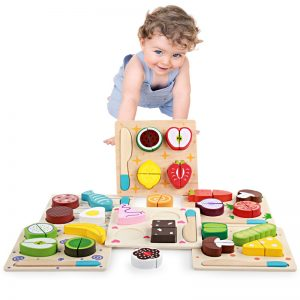 Kids Early Educational Simulation Kitchen