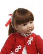 Silicone Reborn Realistic Baby Doll