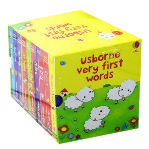 Usborne 10pc Set Very First Words