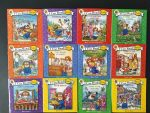 84pcs/set I Can Read English Story Picture Books