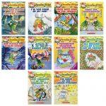 10pcs/set Geronimo Stilton Story Books
