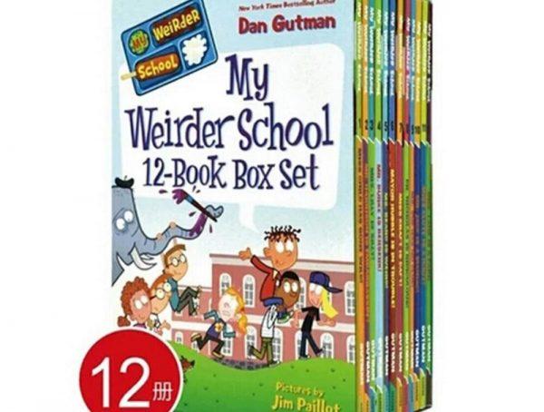 12pcs/set Educational Story Books