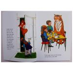 The Tiger Who Came To Tea By Judith Kerr Story Book