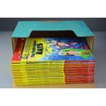 The Magic School Bus Discovery Book Set 1 & 2