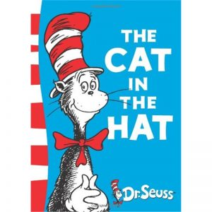 The Cat In The Hat By Dr. Seuss Story Book