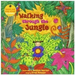Walking Through The Jungle English Reading Book