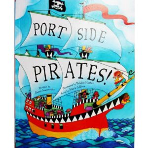 Port Side Pirates By Oscar Seaworthy English Picture Book