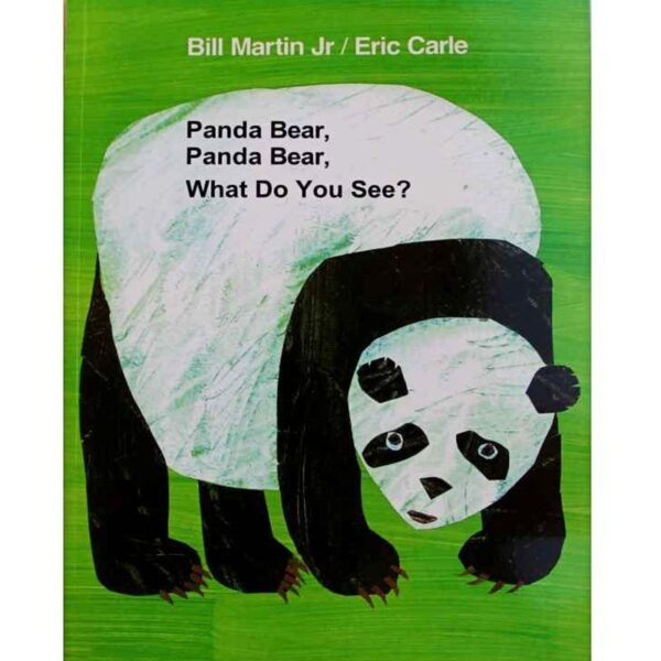 Panda Bear, What Do You See? Educational Picture Book