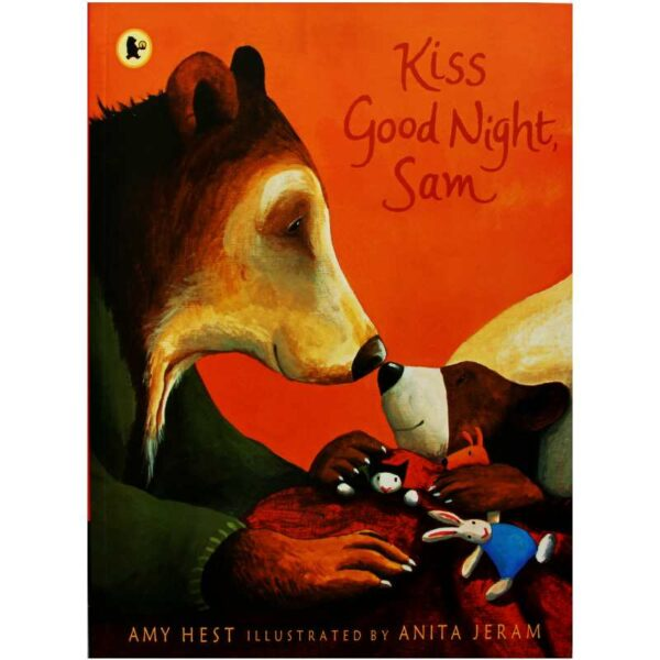 Kiss Good Night, Sam By Amy Hest Story Book