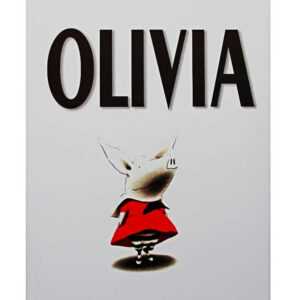 Olivia By Ian Falconer English Picture Book