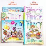 6pcs Fancy Nancy Kids Story Books by Jane O'Connor