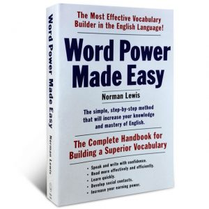 Original English Word Power Made Easy