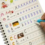 Children English Alphabet Groove Copybook