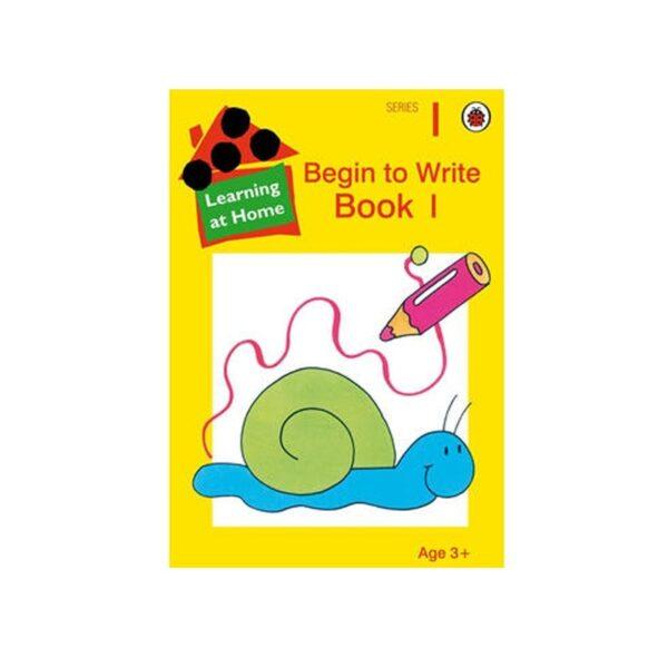 Learn To Write Workbook