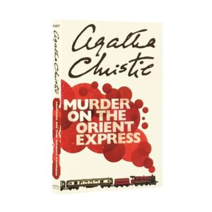 Murder On The Orient Express English Fiction Novel