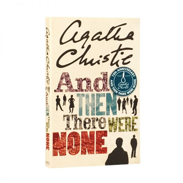 And Then There Were None English Fiction Novel