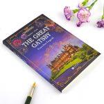 The Great Gatsby English Fiction Novel