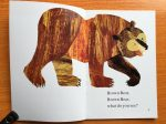 4pcs My First Reader Mini Library: Brown Bear, Brown Bear, What Do You See?