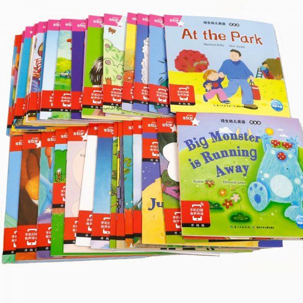 35pcs/set Children Educational Picture Books