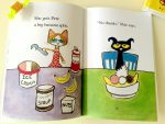 6pcs/set I Can Read Pete The Cat Classic Story Books