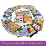 35pcs/sets Kids Color English Picture Reading Books