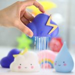Baby Bath Toys Bathroom Water Spraying Toy