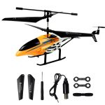 Radio Control Helicopter with LED Light