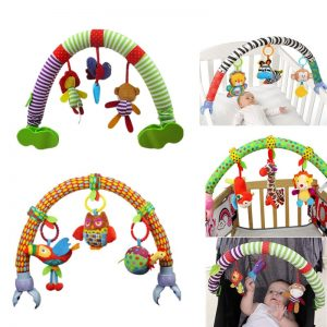 Sozzy Baby Hanging Rattle Toys