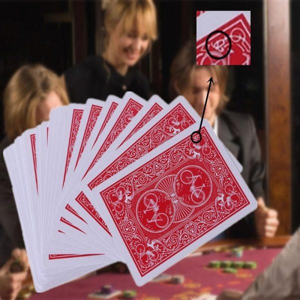 Secret Marked Magic Poker Cards