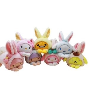 Japan Sanrio Cartoon Plush Toys