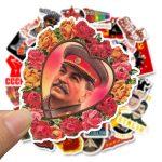 10/30/50pcs Mixed Soviet Union Stickers