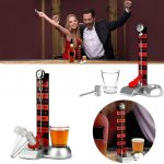 Novelty Party Games Hammer Shots Drinking Game Antistress Toy Funny Board Game Drink Toys Nightclub Bar Wedding Birthday Party