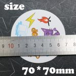 Spot board games mini 70mm enjoy it for kids family party fun most classic Dobble it cards game