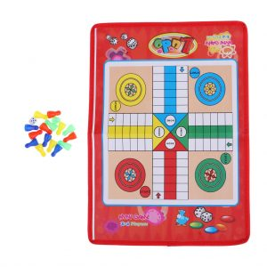 Traditional Flight Ludo Board Game