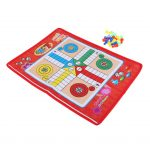 Snakes & Ladders and Ludo Family Board Games