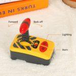Remote Control RC Electric Small Train Toys Set